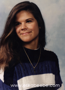 Junior Year Photo, 1994