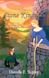 Stone Kingdom Cover, front