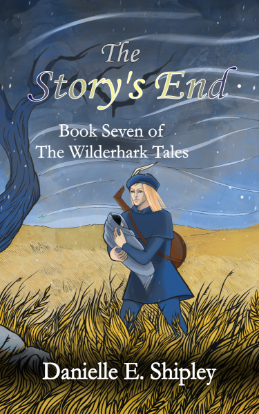 Story's End Cover, front